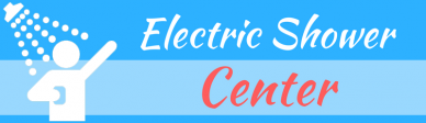 electric shower center logo